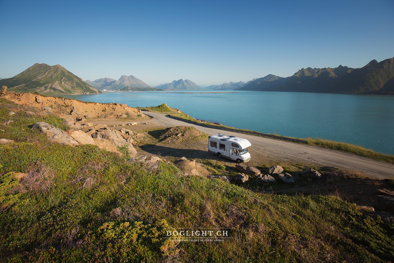 Pause estivale : départ pour un voyage d'1 mois en Scandinavie