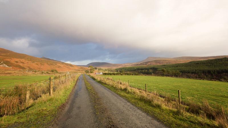 La péninsule d'Inishowen