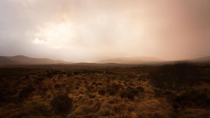 Le parc national de Glenveagh