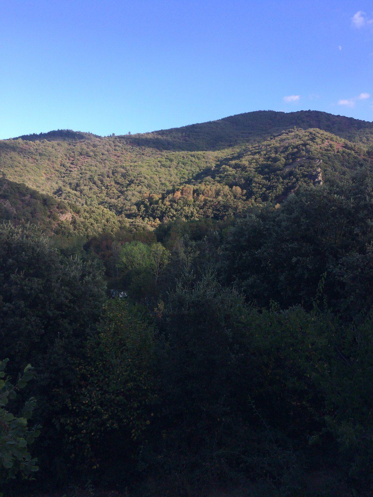 Montagnes Cévennes - Calme et sérénité
