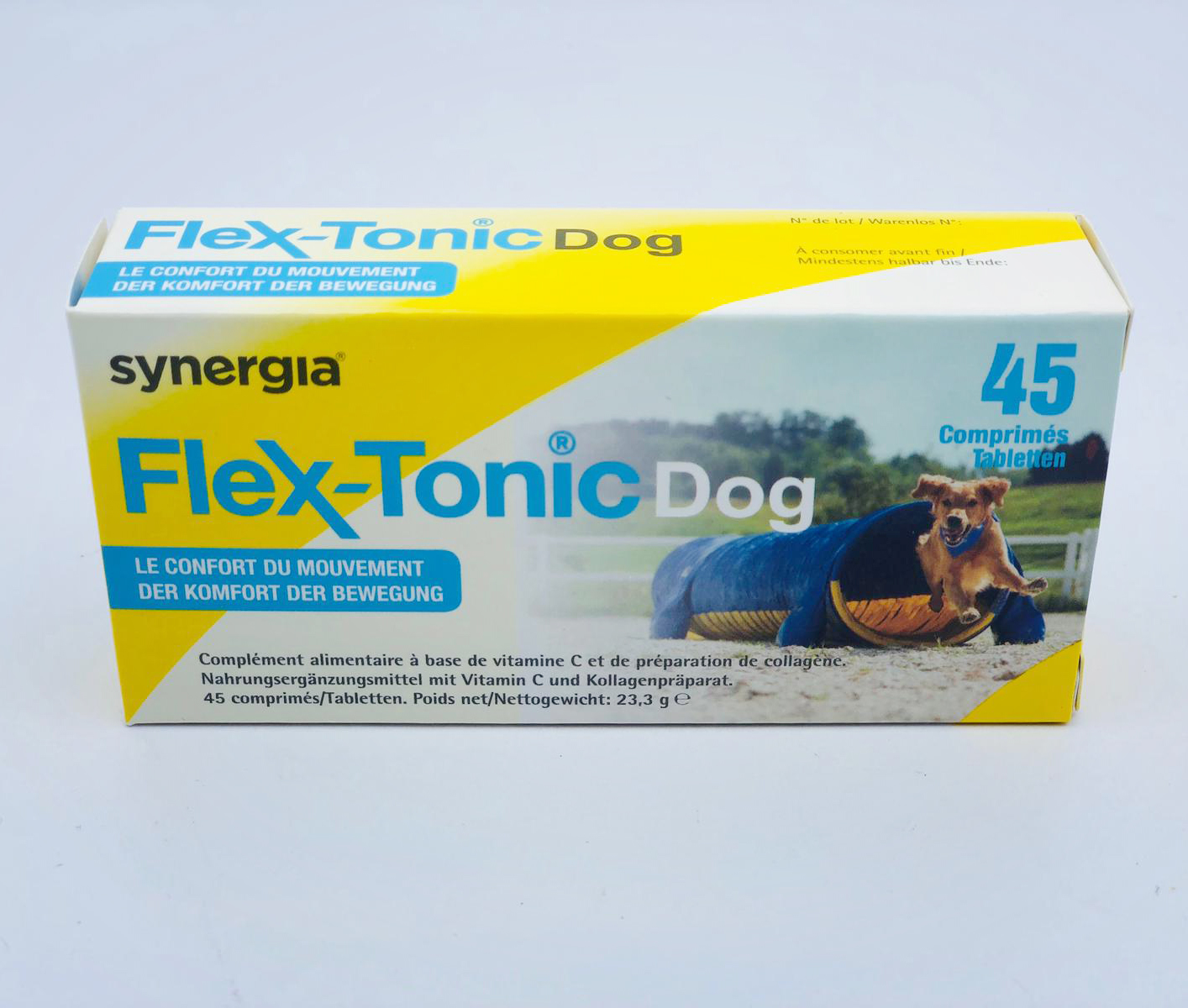 Flex-Tonic Dog