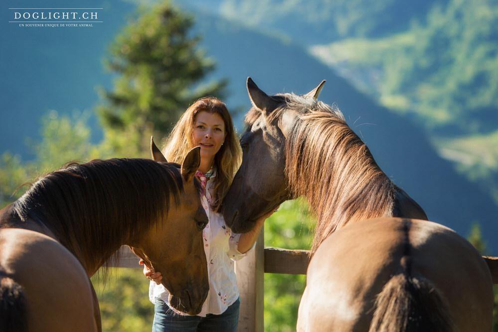 Quarter Horse complicité